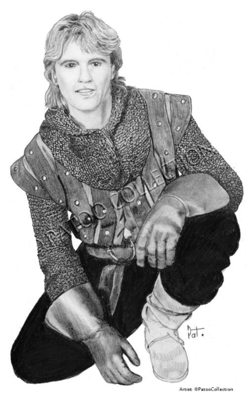 Richard Dean Anderson by dedrika